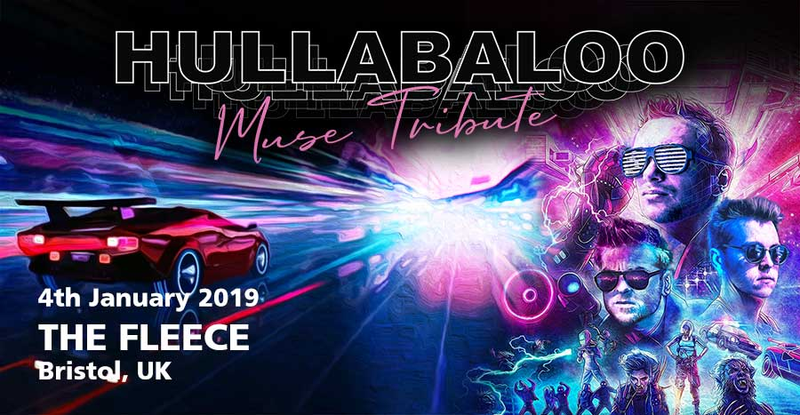 Muse Tribute at The Fleece, Bristol. 4th january 2019